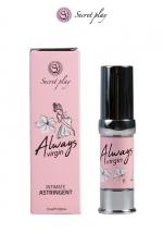 Always Virgin - Stimulant vaginal 15 ml - Et si vous retrouviez les sensations de votre première fois avec Always Virgin ?