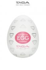 Tenga Egg Stepper - Un masturbateur New Generation avec des nervures bi-directionnelles pour atteindre des sommets de plaisir!
