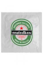 Préservatif humour - Enviedken - Préservatif  Enviedken ,  un préservatif personnalisé humoristique de qualité, fabriqué en France, marque Callvin.
